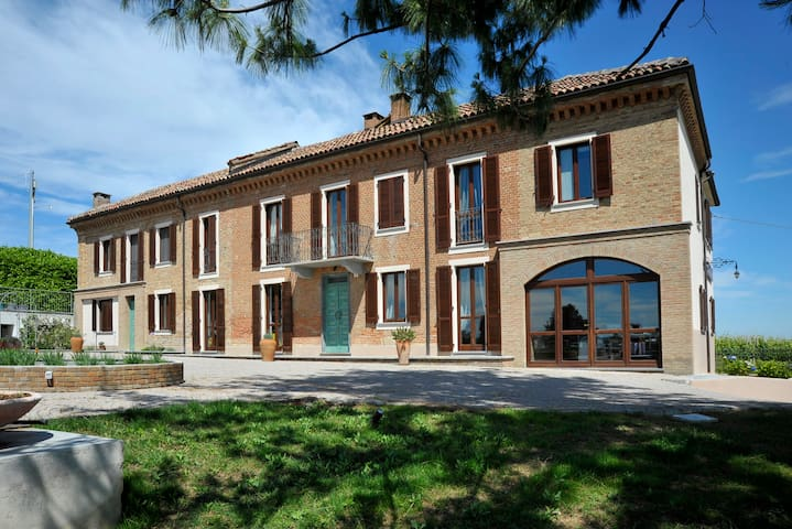 San Michele  - Doppelzimmer - Costigliole D'asti - Bed & Breakfast