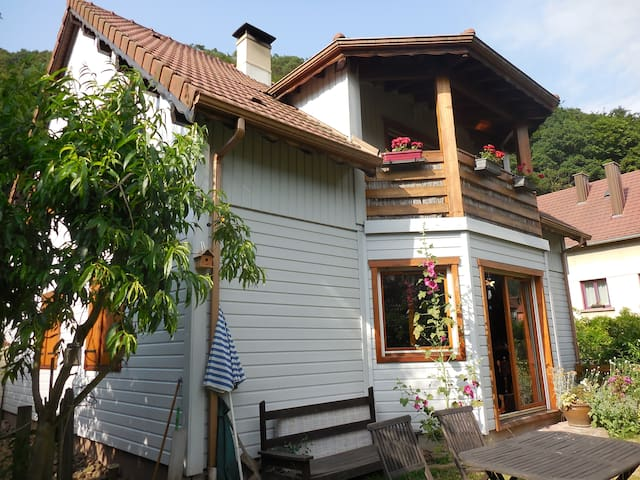 Gîte du bois fleuri - Lutzelbourg - Leilighet