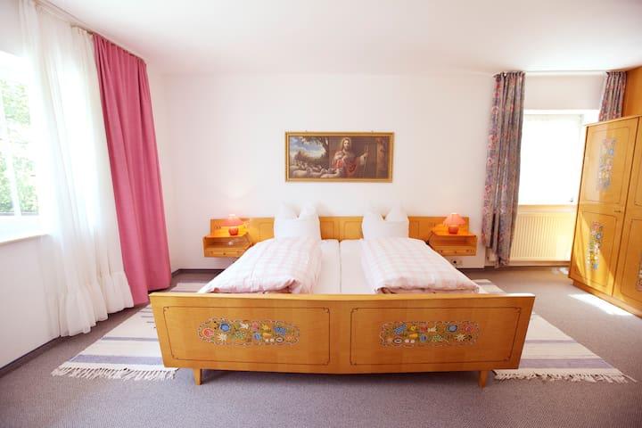 Gästehaus Huber - 3er Zimmer Triple - Feichten - Rumah
