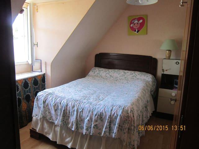Je loue deux chambres 40 euros   la chambre - Locmiquélic - Ev