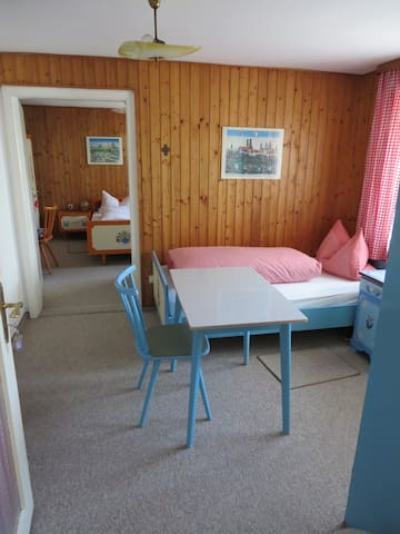 Gästehaus Huber - 4er Zimmer 4 beds - Feichten - Rumah