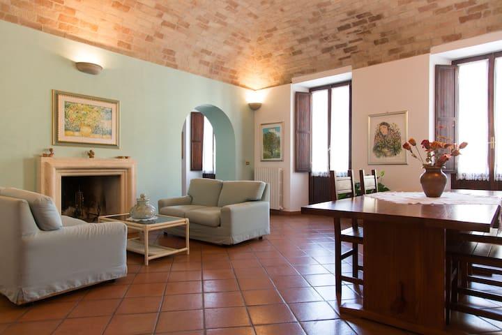 Wonderful flat close to the beach - Nereto
