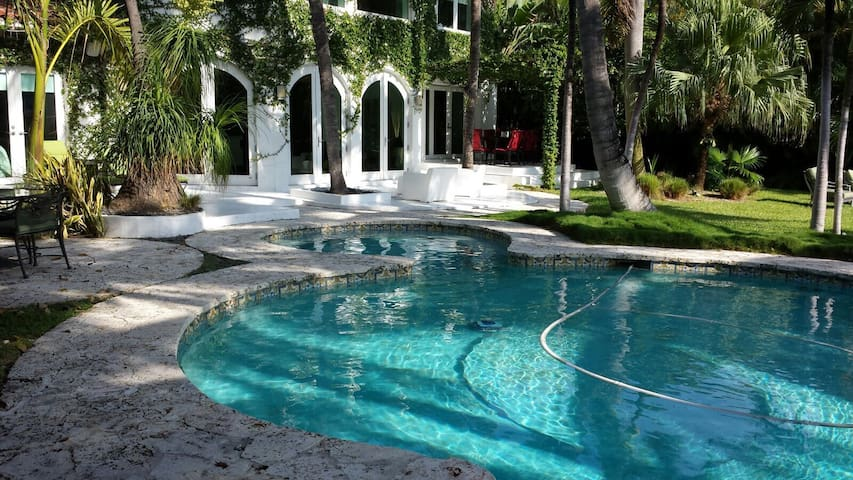 LUXURY - Miami beach private island - マイアミビーチ - 別荘