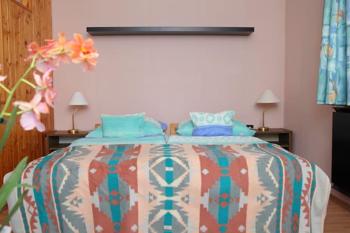 Friendly & cozy apartments in Hévíz - Hévíz - Rumah