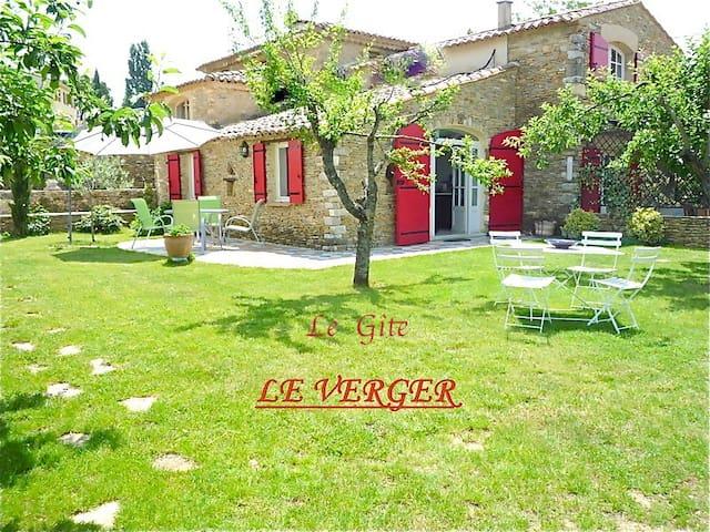 Le verger - Saint-André-d'Olérargues - Casa