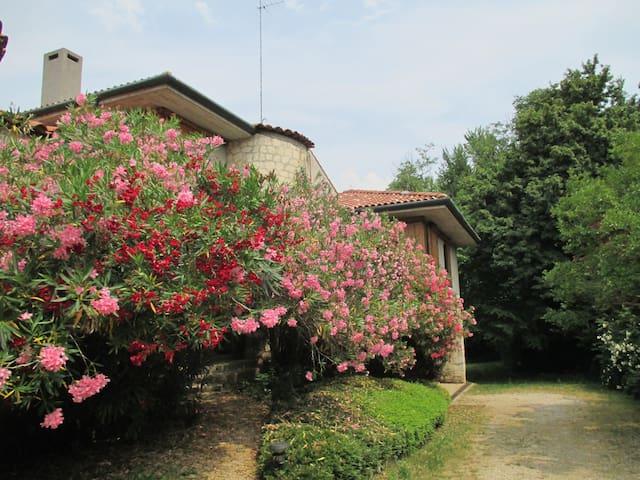 Appartamento in villa sui Berici - Altavilla Vicentina, localitá Valmarana - Lägenhet