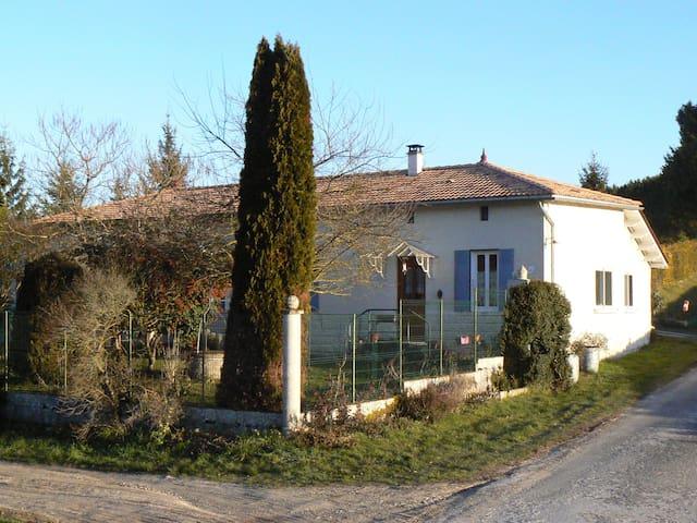 Maison de campagne - Messac - Rumah