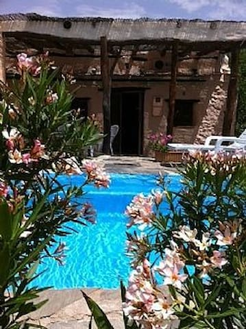 Detached farmhouse with pool & wifi - Órgiva - House