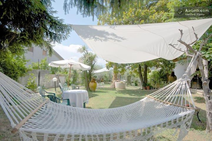 B&B Villa Carol-TOLLO 5 km dal mare - Tollo - Bed & Breakfast
