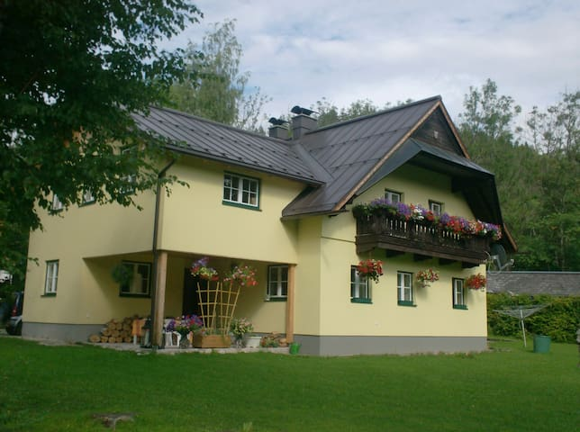 Lake Altaussee, Large Holiday Home (220sqm) - Altaussee - Hus