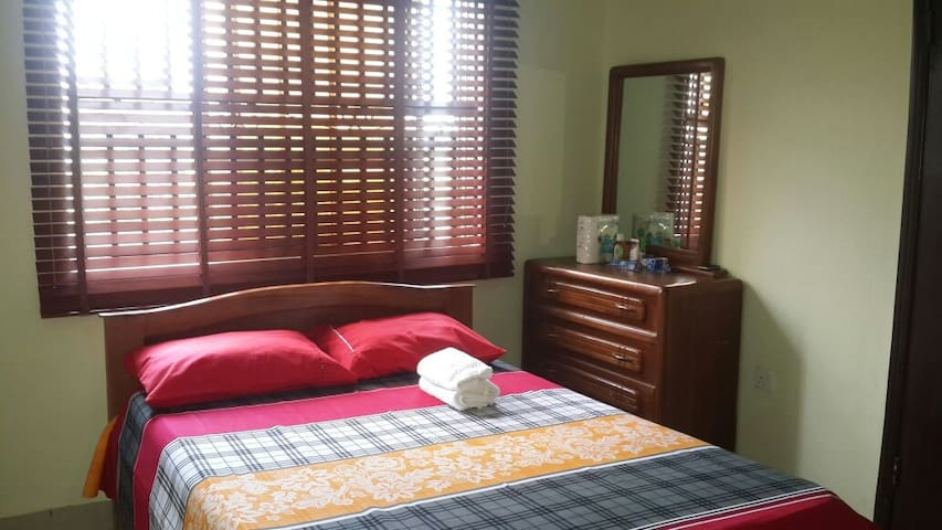 Clean Cozy Private Room in Lagos - Lagos, Lagos, NG - Wohnung