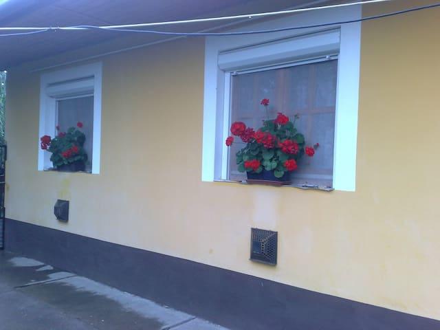 Bogács - Jegenyés vendégház - Bogács - Gästhus
