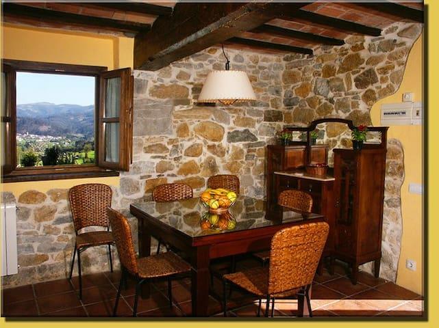 Casa rural Asturias.Playa y montaña - los cabos, asturias - Hus