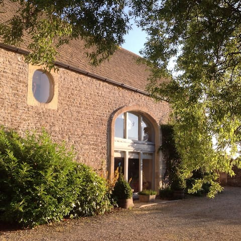 13th Century Converted Barn - Bath - Huis