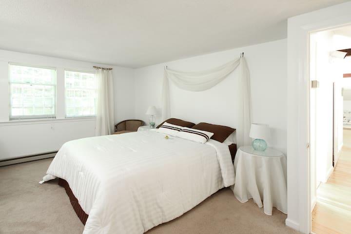 Adorable 2 bdrm Cottage Apartment - Кейп-Элизабет - Квартира