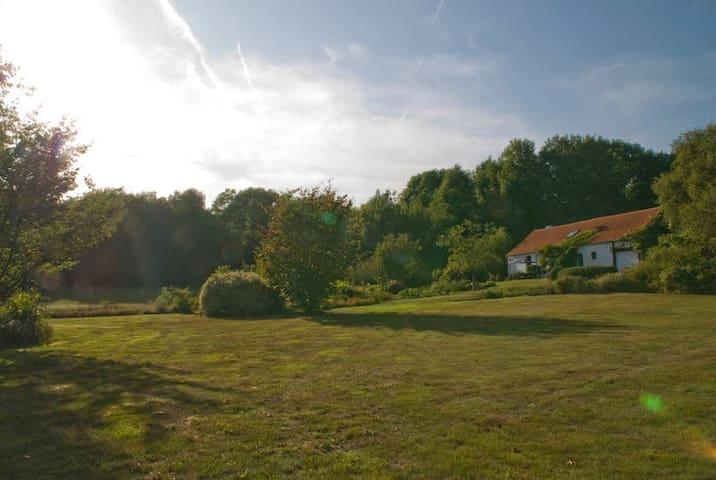 Diests landgoed midden in de natuur - Diest - Hus