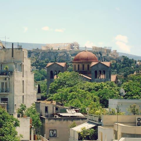Acropolis View - Athina - Departamento
