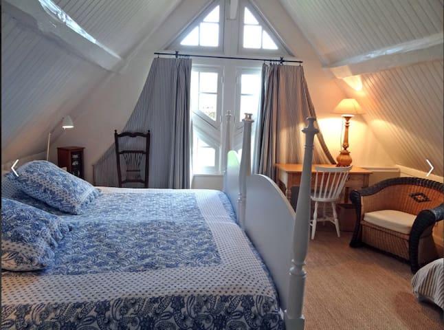 """Chambre """"les bateaux"""" - Ecardenville-sur-Eure - Bed & Breakfast"""