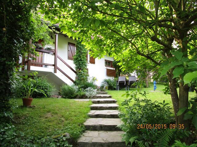 Villa Blocher: calme comfortabel - Gengenbach - Appartement
