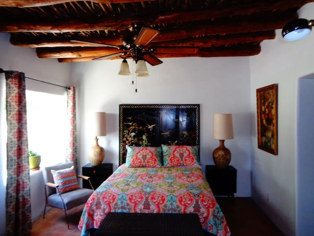 Authentic Adobe Mexican Casa Historic District - Las Cruces - Rumah