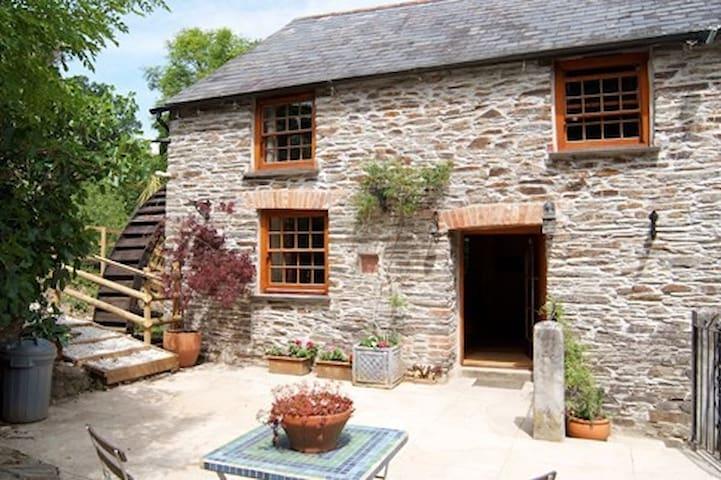 Pawton Mill Cottage Grade II listed - Wadebridge - Huis