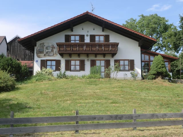 Beautiful holiday flat in the Bavarian Forest - Schöllnach - Daire