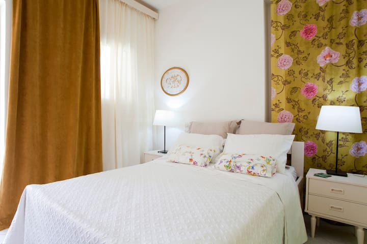 Crete,Lovely Jasmin Apartment - Mires - Lägenhet