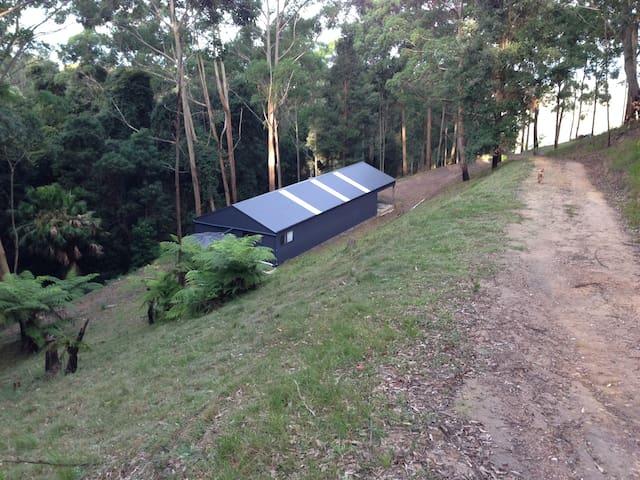 A Bush Getaway & retreat with views - Termeil