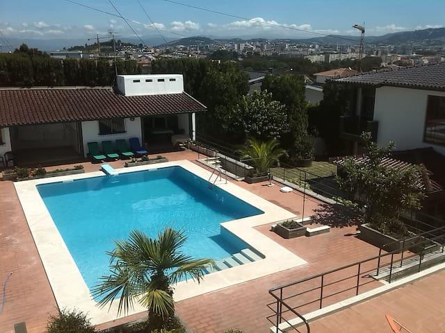 Gardenia Residence - 25€ PAX/night - Braga - Hus