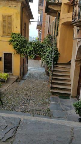 Fantastic apartment in Orta centre. - Orta San Giulio - Lägenhet