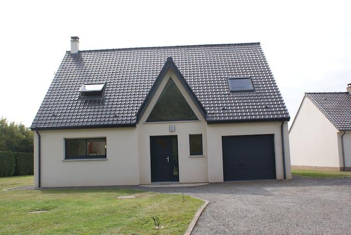 Maison spacieuse avec terrain - Dohem - Hus