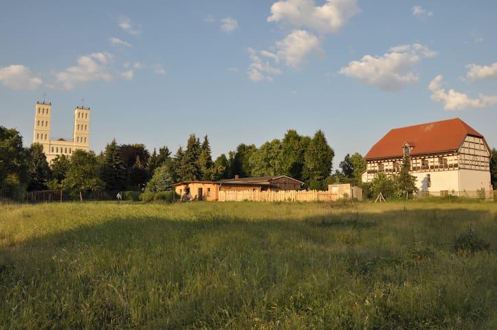 """holiday home """"lilac"""" Straupitz - Straupitz - Hus"""