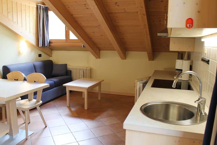Livigno appartamento trilocale - Livigno - Casa