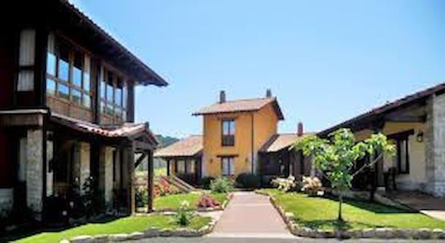 Self-catering Rural Apartment in Eastern Asturias - Llames de Parres