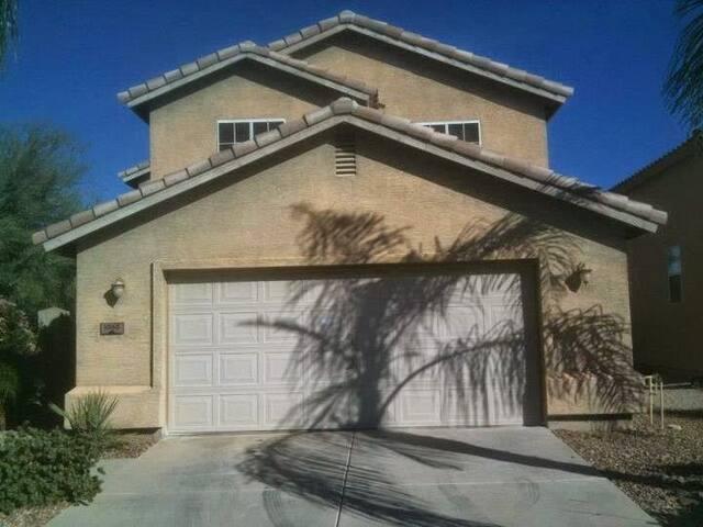 Arizona Ireland House 2 (Queen Bed) - San Tan Valley - Hus