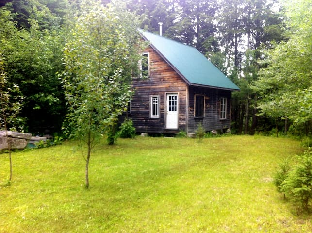 Green Wych Pine Cabin (offsite) - Wilno - Bed & Breakfast