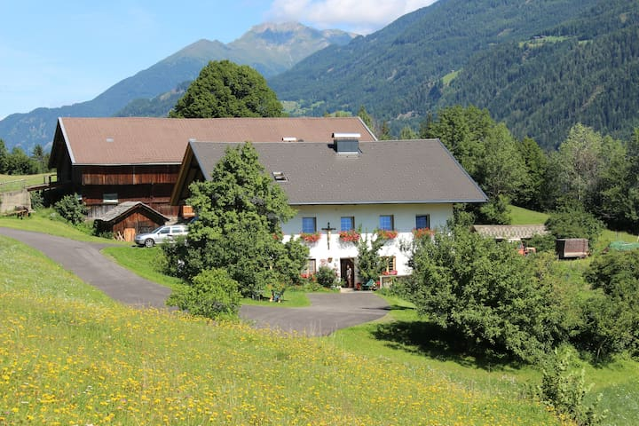 Farm Stay in Eastern Tyrol - Schlaiten - 一軒家