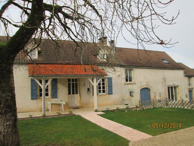 La maison bleue chambre privée - Limogne-en-Quercy - Altro