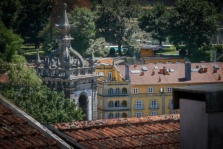 Conforto no centro histórico - Amarante - Daire
