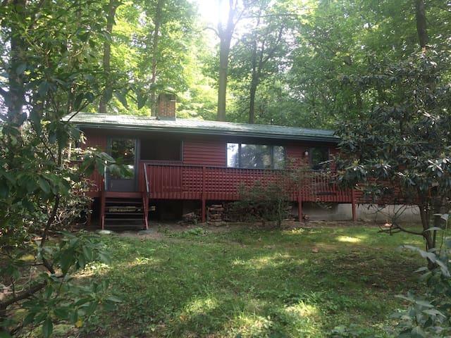 Cozy 2BR house in Laurel Highlands - Acme - Talo