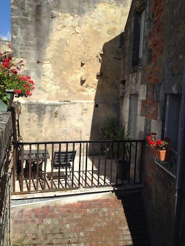 Montresor sur impasse du château - Montresor  - Appartement