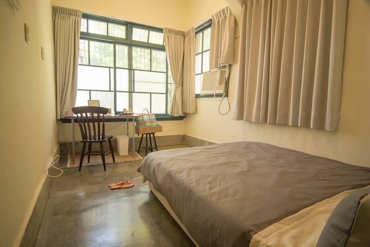 Reminiscence dorm日式老宿舍2人房(雅房) - Taitung City - House