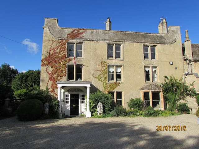 Listed house in the Cotswolds - Broughton Poggs - Bed & Breakfast