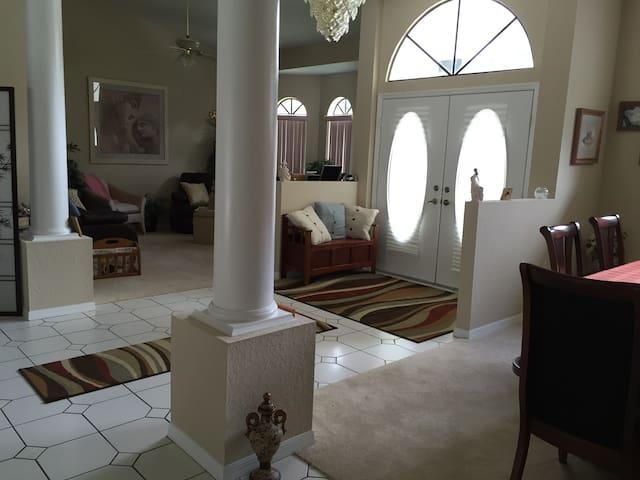 Beautiful estate home with pool - Hernando - Casa