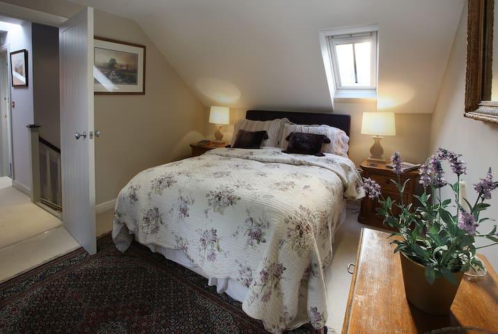 Luxury Bedroom near Morpeth - Morpeth - Bed & Breakfast