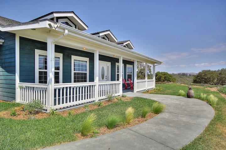 3BR Countryside Ranch House - Lompoc - Ev