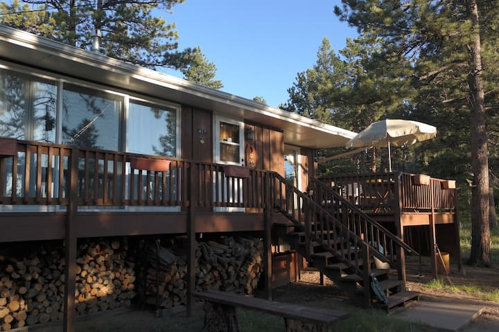 Forrest Home by Red Feather Village - Red Feather Lakes