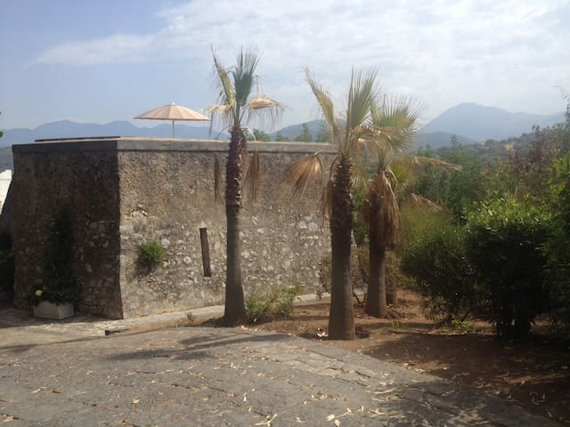 Villa Belvedere - La Torre - Palinuro - Huis