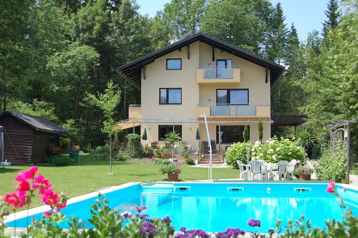 Haus am Wald - Finkenstein am Faaker See - Appartement