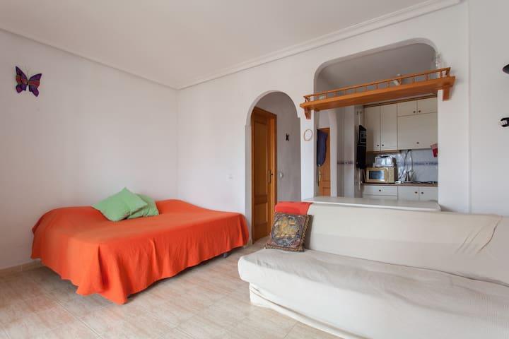 Bonito estudio playa Arenales - Los Arenales del Sol - Appartement en résidence